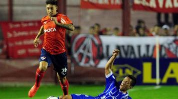 Independiente le ganó a Godoy Cruz