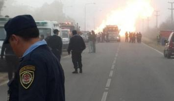 Murió la docente que estaba internada tras la explosión del gasoducto en Córdoba