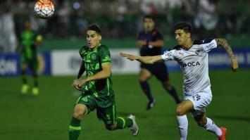 Independiente perdió ante Chapecoense