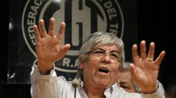El kirchnerismo dice ahora que Moyano y Barrionuevo van a