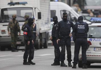 Tres detenidos en una operación antiterrorista en Bruselas