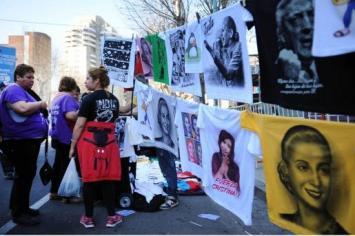 """Taiana: """"El pueblo está presente y movilizado para defender a Cristina"""""""