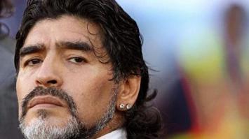 Habrían amenazado de muerte a Diego Maradona