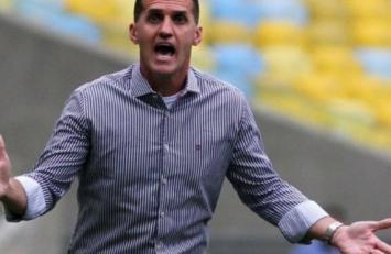 Vagner Mancini se convirtió en el nuevo entrenador del Chapecoense de Brasil