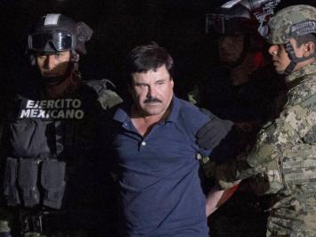 Extraditaron al Chapo Guzmán a Estados Unidos