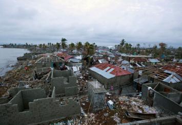 Matthew dejó 108 muertos en Haití y Florida declara la emergencia