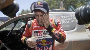 Al-Attiyah abandona el Dakar