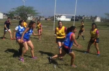 """Más de 130 jugadores participaron del Encuentro """"Probá Rugby"""""""