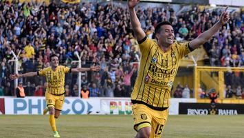 Olimpo venció 2-1 a Atlético Tucumán en el inicio de la fecha