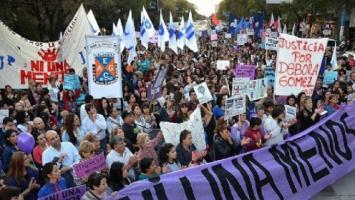 #NiUnaMenos: Otro femicidio en Mendoza, ocurrió ayer mientras se realizaba la marcha