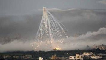 Denuncian uso de bombas racimo en Siria