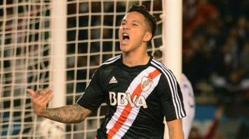River goleó a Vélez en el Monumental
