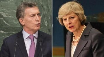 Malvinas: Londres desmiente a Macri y asegura que no se habló de soberanía