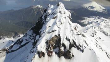 Un andinista argentino y otro chileno murieron cuando ascendían un volcán