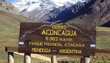 Por primera vez, cobrarán los rescates a los andinistas en el cerro Aconcagua