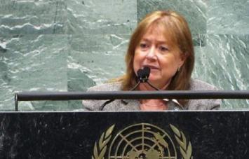 ONU: Malcorra escaló unos lugares, pero volvió a perder y está más complicada