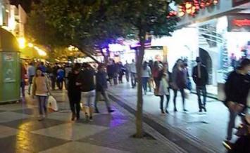 Pánico en una peatonal del centro por una supuesta bomba