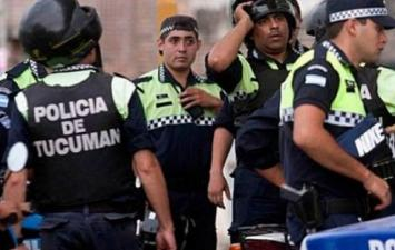 """La policía detuvo a cinco ladrones """"Pirañas"""""""