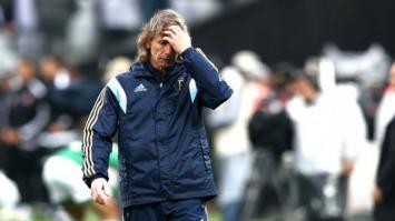 Se terminó la aventura: el Palmeiras despidió a Ricardo Gareca