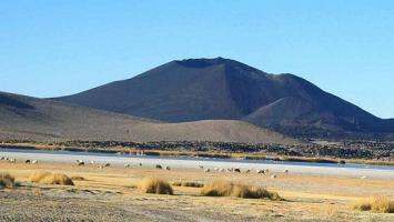 Catamarca no esta exenta de sufrir erupciones volcánicas, según un geólogo