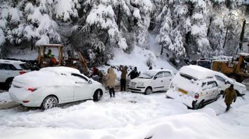 Ola polar en Europa: las temperaturas alcanzan los -45 grados y ya son más de cien los muertos