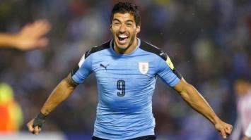 Uruguay goleó a Venezuela y sigue bien arriba