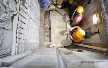 La tumba de Jesucristo fue abierta luego de siglos de misterio