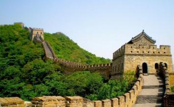 Alarma: la Gran Muralla China está en serio peligro