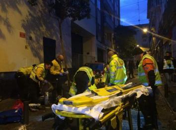 Matan a tiros a un hombre en un bar de Madrid