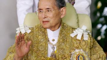 Murió el rey de Tailandia, el que más duró en el trono