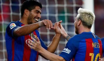 Liga de Campeones: Barcelona liquidó al Manchester City con tres goles de Messi