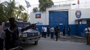 Más de un centenar de presos se fugan en Haití. Hay un policía muerto