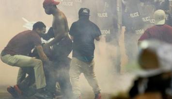 Siguen las protestas en EE.UU. tras el asesinato de un negro: disparos, granadas y gases lacrimógenos