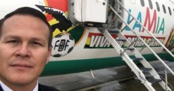 Tragedia del Chapecoense: el piloto Miguel Quiroga tenía orden de arresto