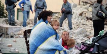 Asciende a 247 la cifra de muertos por el fuerte terremoto en Italia