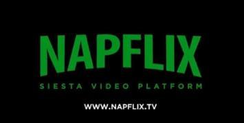 Napflix, el servicio que te ayuda a dormir la siesta