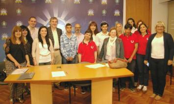 Más inclusión: Jóvenes con capacidades especiales trabajarán en el Municipio