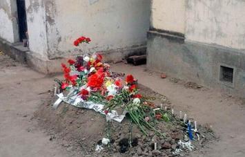 Trasladarán los restos del padre Juan a un cementerio privado