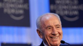 Líderes mundiales recordaron a Peres como un hombre de paz y reconciliación