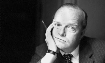 Subastaron las cenizas de Truman Capote por 45 mil dólares