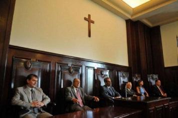Los vocales de la Corte pospusieron la elección del nuevo presidente