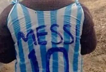 El regalo de Messi convirtió en pesadilla la vida del chico afgano
