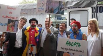 Inauguraron en Lules el tercer centro de salud animal de la provincia