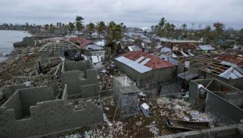 Sube a 820 la cantidad de muertos en Haití por el paso del huracán Matthew