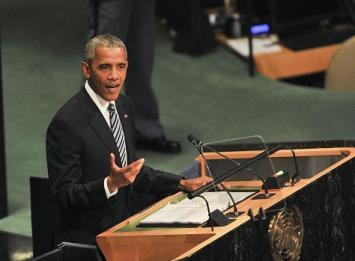 """Obama, contra Trump en la ONU: un país """"rodeado de muros se encarcelaría"""""""
