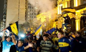 No habrá lugar para los hinchas de Boca en el Monumental de Atlético