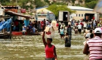 Haití: nueve muertos y un desaparecido por las intensas lluvias