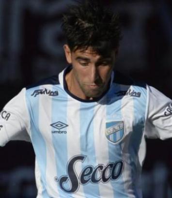 Atlético haría uso de la opción por Leonel Di Placido