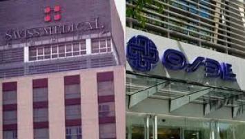 """OSDE denuncia que Swiss Medical está en grave crisis financiera y busca """"desguazarla"""" para salvarse"""