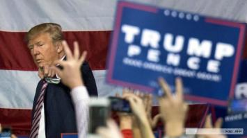 """Trump admitió que """"está detrás"""" de Clinton en las encuestas"""
